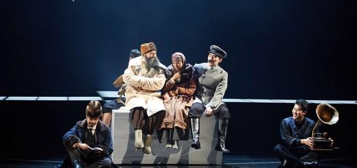 «Воскресение» по мотивам романа Л.Н. Толстого в постановке Леонида Алимова