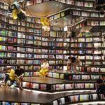 Магазин книг в Китае