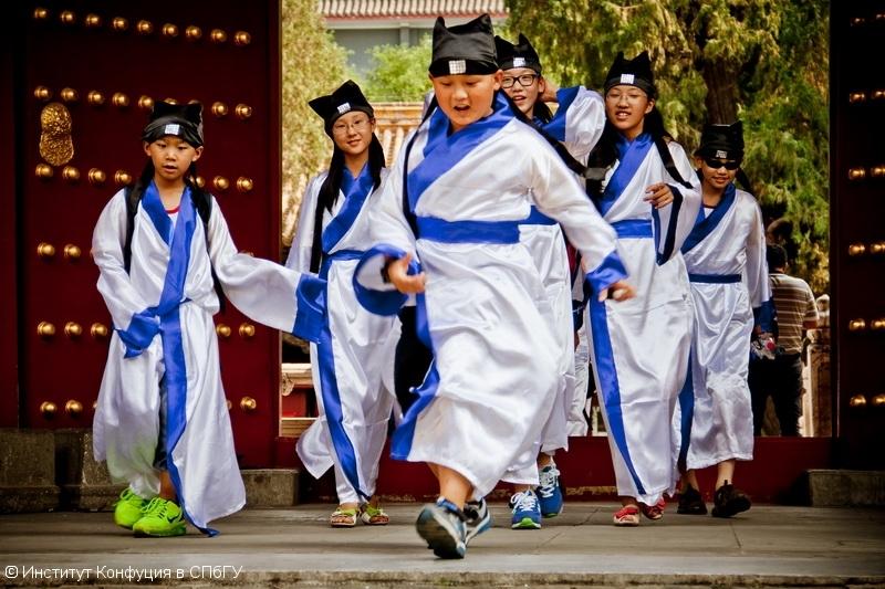 Молодые конфуцианцы. Н. Потанин