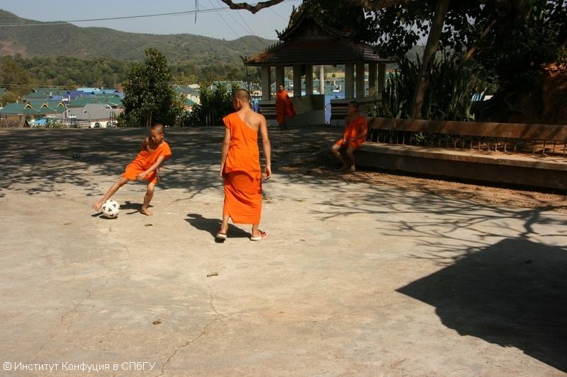 Шаолиньский футбол. А. Абиева