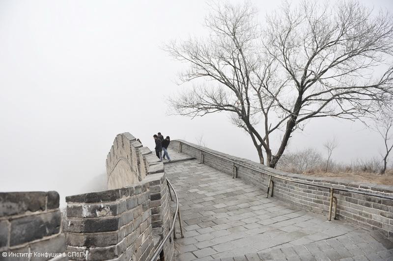 Великая, Китайская. А. Я. Бызов